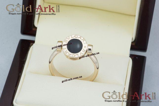 Золотое кольцо BVLGARI реплика Запорожье - изображение 1