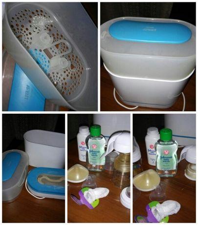 Avent молокоотсос и стерилизатор+подарки Ірпінь - зображення 1