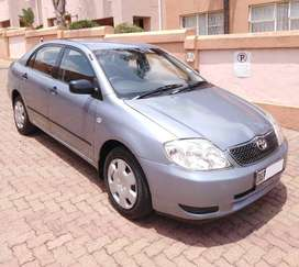 Toyota Corolla 180 GLS 2003 Immaculate Condition