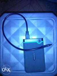 1 TB Transcend External Hard Disk Full Of Movies And Series For Sale 0