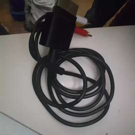 av cable for xbox 360 for sale