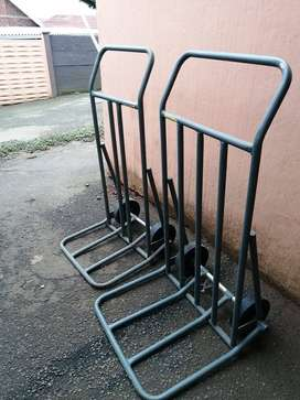 Folded nose trolley for sale