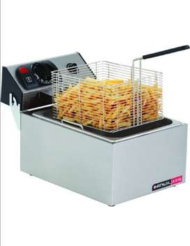 Anvil Axis single deep fryer