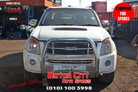 Isuzu KB300 LX D-TEQ - Now Stripping For Spares - Motor City Spares