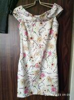 Женское платье -футляр итальянское