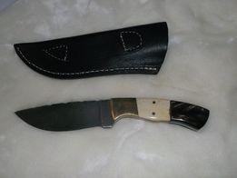 Nóż DKU -08 Damascus Steel, 200 warstw stali