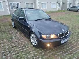 Full house BMW 325i automatic straight 6 engine