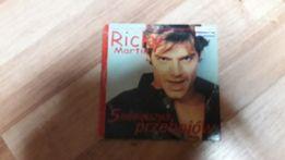 Ricky Martin, płytka CD