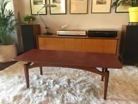 Retro Mid-Century Coffee Table