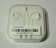 Наушники Foxconn Apple EarPods оригинал