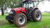 Image of Case farmall 125A