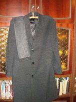 пальто мужское шерсть+кашемир