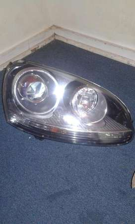 Golf 5 gti headlights