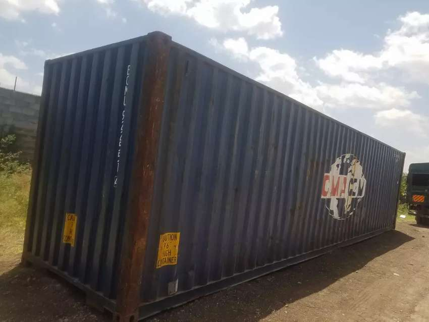 Realible container  40 ft on sale for sale 0