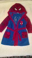 Халат и тапочки на мальчика Marvel Spider-Man