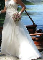 вечернее выпускное свадебное платье аксессуары в подарок