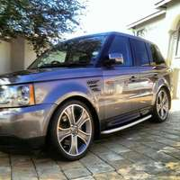 Image of Range Rover Sports 3.6 diesel R359000