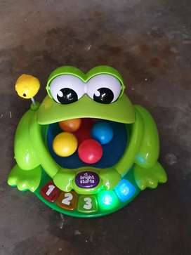 Bright Stars Educational Frog