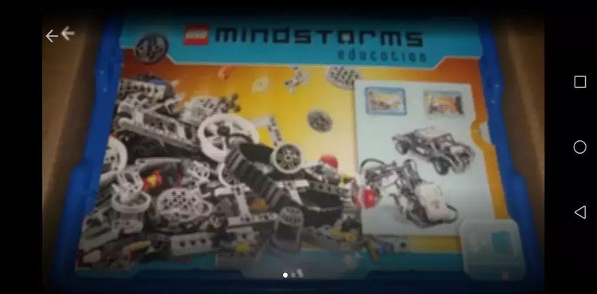 Lego Mindstorms NXT 0