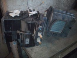 Радиатор печки Aveo,Vida