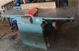 3 in 1 Combination (Planer, Thicknesser, Morticer)