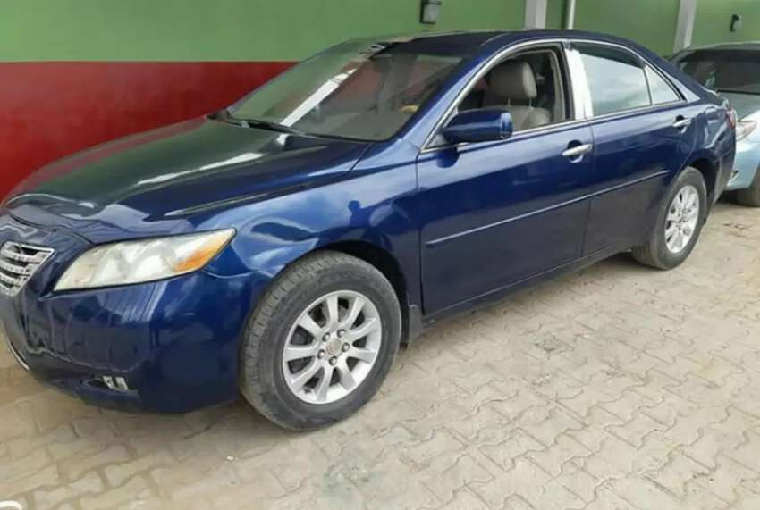 2007 Toyota Camry Xle 0