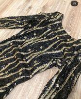 Платье в пайетках ! Коктейльное платье