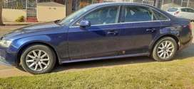 AUDI A4 SEDAN  IN EXCELLENT CONDITION, PRICE NEGOTIABLE