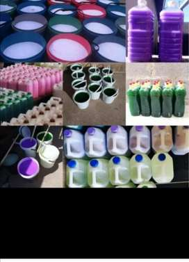 Perfumes lotions all cleaning detergents