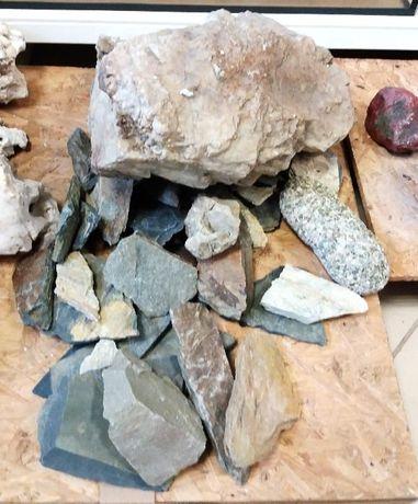 KAMIEŃ kamienie Scenery stone Dragon Bone Lawa Łupek - Adamiak-ZOO Radomsko - image 4