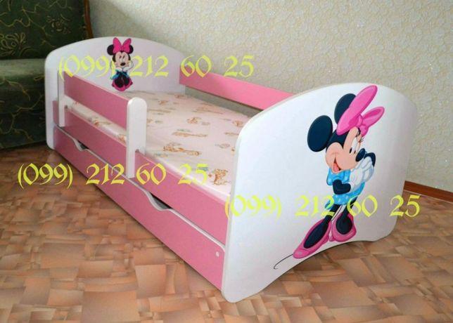 Детская кровать! Съемный защитный бортик! Бесплатная доставка! Одесса - изображение 5
