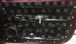 StP Silver Najlepsza mata butylowa wygłuszająca do samochodu maszyny