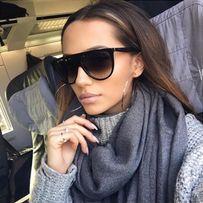Inspired by Celine Paris Kardashian Okulary przeciwsłoneczne HIT