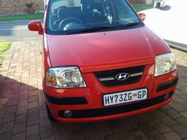 Hyundai Atos Prime  in Excellent  condition (1.1 engine for sale)
