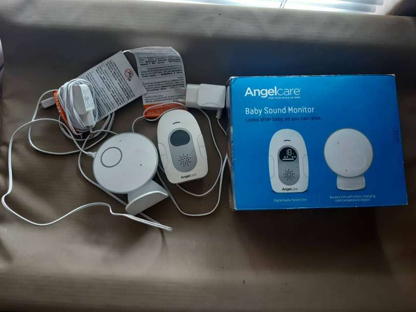Angle Care baby Sound Monitor
