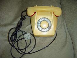 Телефон стационарный периода СССР, пр-во Чехия.