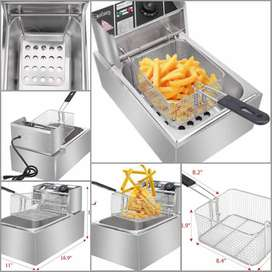 Fully Stainless Electric Deep Fryer