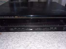 Technics equalizer