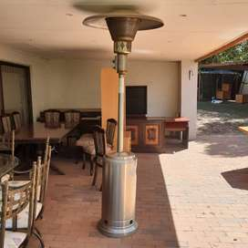 Bargain Stand Up Outdoor Gas Heater