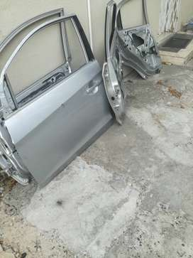 Honda brio doors clean