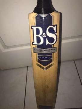 B&S Limited Edition, with a pair of B&S Pads