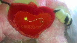 Мишка мягкий плюшевый игрушка ТОРГ