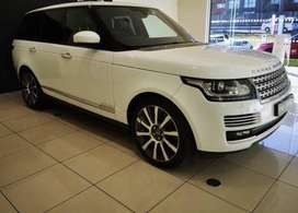 Land Rover Range Rover Vogue 5.0 SC