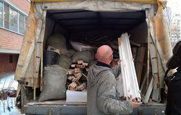 Вывоз мусора грузчики погрузка погрузчиком и вручную доставка самосвал
