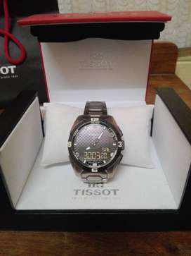 Chrystal Aluminium Tissot Watch