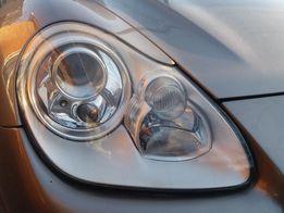 фары би ксенон оптика стопы фонари Кайен Porsche Cayenne разборка эбу