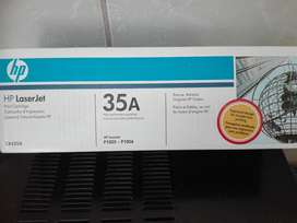 HP LASERJET 35A NEW ORIGINAL PRINT CARTRIDGES.