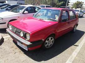 Golf 2 for sale or swap swop with diff