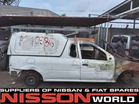2018 NISSAN NP200 NOW STRIPPING FOR SPARES INT & EXT PARTS AVAILABLE