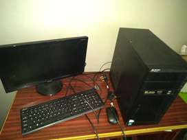 Selling Acer Pc